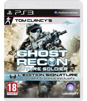 Tom Clancy's Ghost Recon Future Soldier. Signature Edition [русская версия] (PS3)