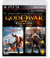 God of War: Collection 1 (PS3)
