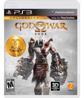 God of War: SAGA (PS3)