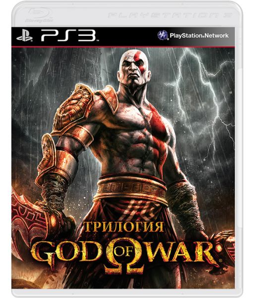 God of War: Trilogy (PS3)