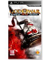 God of War: Призрак Спарты [Essentials, русская версия] (PSP)