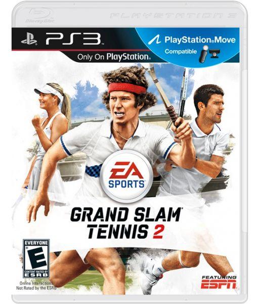 Grand Slam Tennis 2 [с поддержкой Move] (PS3)