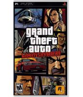 Grand Theft Auto: Liberty City Stories [Platinum, русская документация] (PSP)