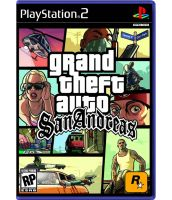 Grand Theft Auto: San Andreas [русская документация] (PS2)