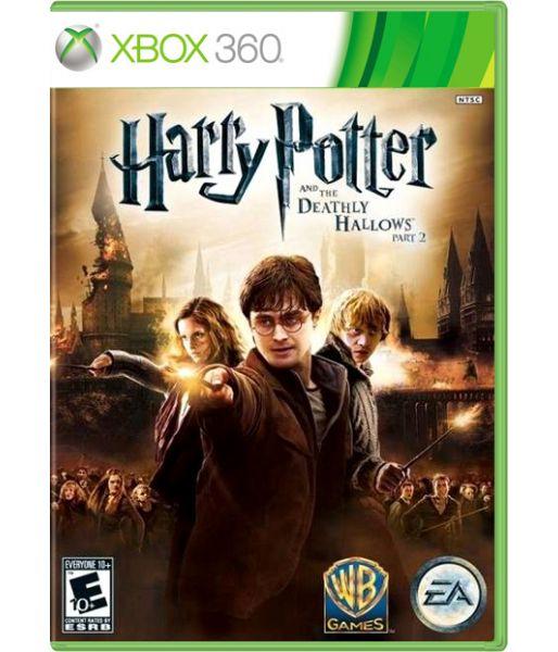 Гарри Поттер и Дары Смерти - Часть 2 [русская версия] (Xbox 360)