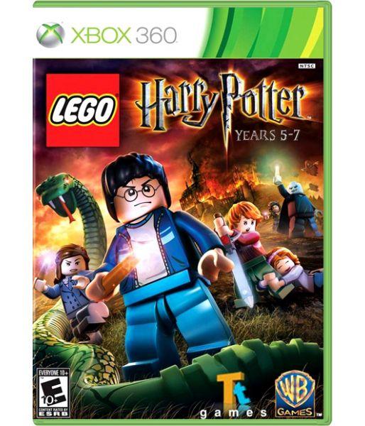 LEGO Гарри Поттер: Годы 5-7 [русские субтитры] (Xbox 360)