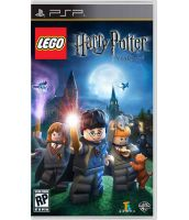 LEGO Harry Potter: Years 1-4 [essentials, русская документация] (PSP)