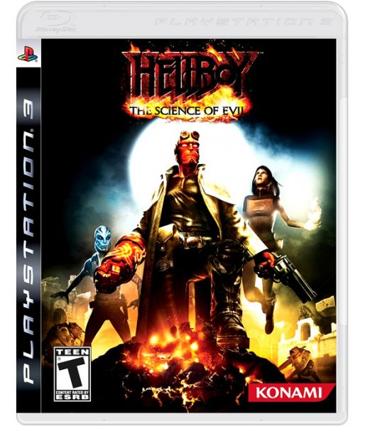 Hellboy: The Science of Evil (PS3)
