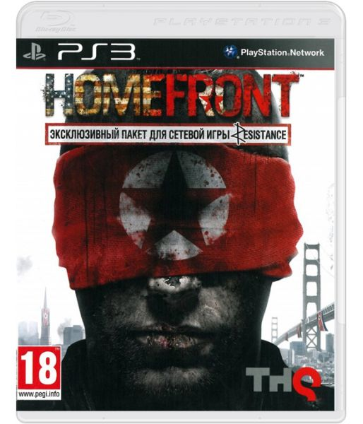 Homefront. Special Edition [русская версия] (PS3)