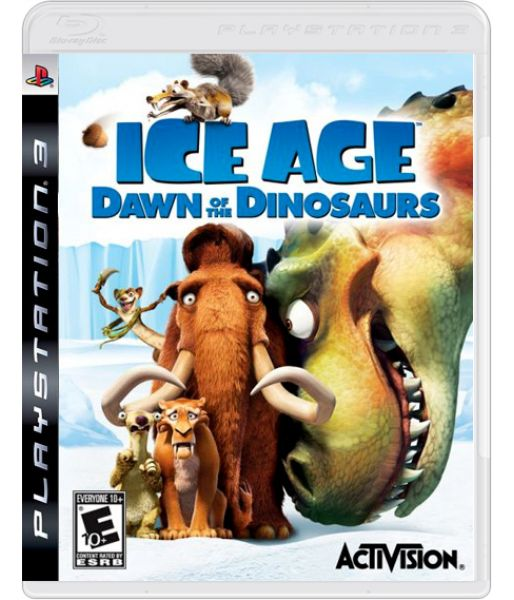 Ice Age: Dawn of the Dinosaurs [русская версия] (PS3)