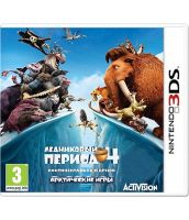 Ice Age 4 Continental Drift Arctic Games (3DS)