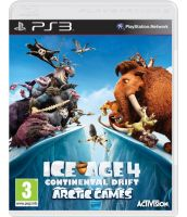 Ice Age 4 Continental Drift Arctic Games [русская версия] (PS3)
