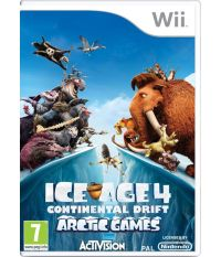 Ice Age 4 Continental Drift Arctic Games (Wii)