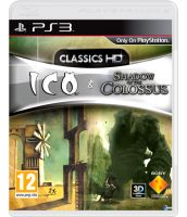 Ico & Shadow of Colossus Collection [русская документация] (PS3)