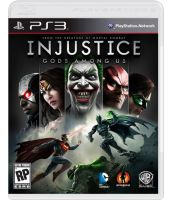 Injustice: Gods Among Us. Soviet Edition (PS3)