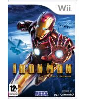 Iron Man [DVD-box] (Wii)