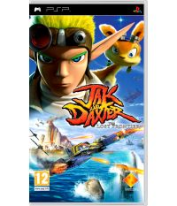 Jak & Daxter: The Lost Frontier [Essentials, русская документация] (PSP)