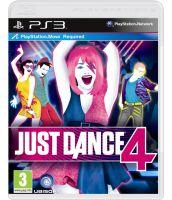 Just Dance 4 [с поддержкой Move] (PS3)