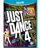 Just Dance 4 D1 Versioning Rus (Wii U)