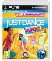 Just Dance Kids [для PS Move] (PS3)