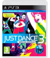 Just Dance 3. Special Edition [с поддержкой PS Move] (PS3)