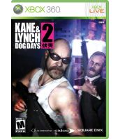Kane & Lynch 2: Dog Days [русская документация] (Xbox 360)