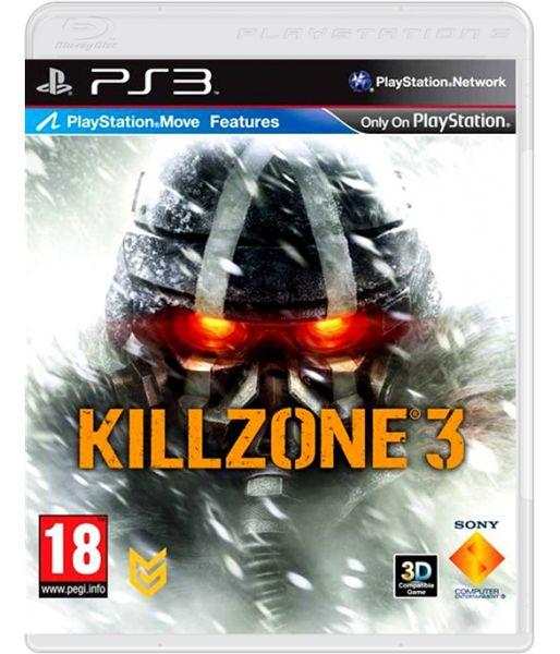 Killzone 3 [с поддержкой PS Move, 3D, русская версия] (PS3)