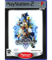 Kingdom Hearts 2 [Platinum, рус. док.] (PS2)
