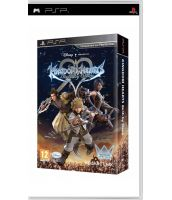 Kingdom Hearts Birth by Sleep Collectors Edition [русская документация] (PSP)