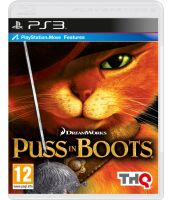 Puss in Boots [c поддержкой PS Move]  (PS3)