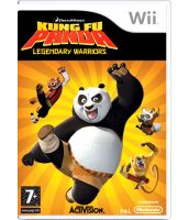 Kung Fu Panda Legendary Warrior (Wii)