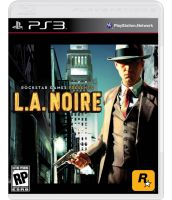 L.A.Noire + Add-on The Naked City + Add-on The Badge Pursuit Challenge [английская версия] (PS3)