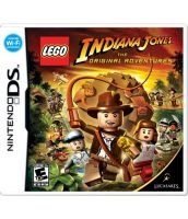 LEGO Indiana Jones: The Original Adventures (NDS)