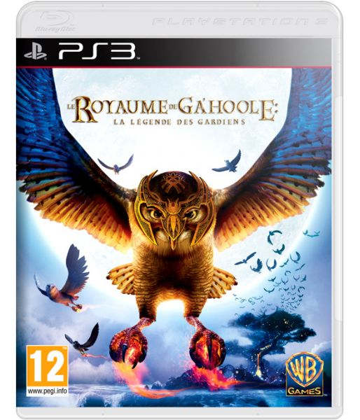 Legend Of The Guardians: The Owls Of Ga'Hoole (PS3)