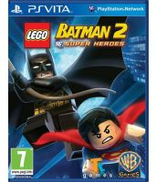 LEGO Batman 2: DC Super Heroes [русские субтитры] (PS Vita)