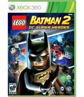 LEGO Batman 2: DC Super Heroes [русские субтитры] (Xbox 360)