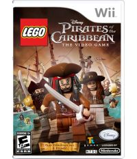 LEGO Pirates of the Carribean [русская документация] (Wii)
