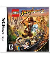 LEGO Indiana Jones 2: the Adventure Continues (NDS)