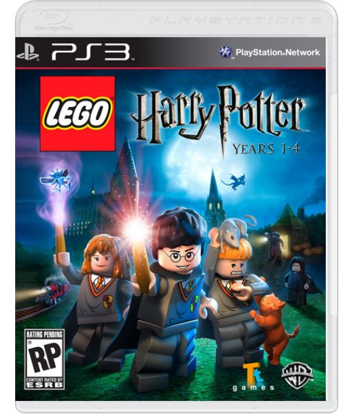 LEGO Harry Potter Years 1-4 (PS3)