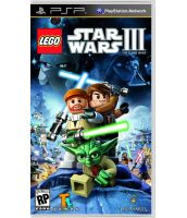 LEGO Star Wars III: the Clone Wars (PSP)
