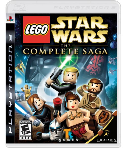 Lego Star Wars: The Complete Saga (PS3)