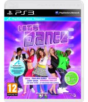 Let's Dance with Mel B [только для PS Move, русская документация]  (PS3)