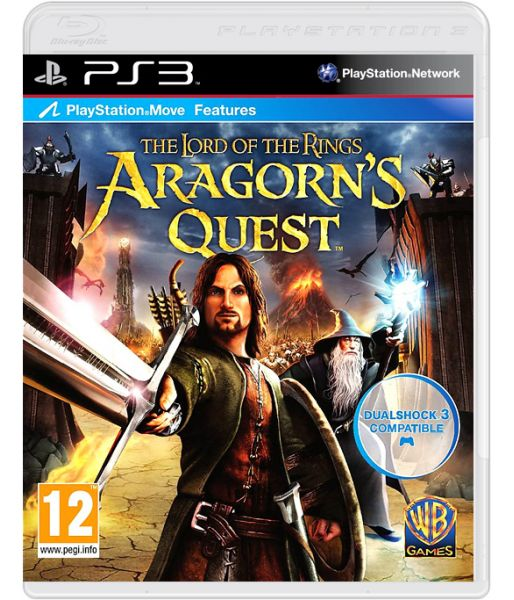 Lord of the Rings: Aragorn's Quest [с поддержкой PS Move] (PS3)