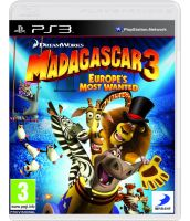 Madagascar 3: Europe's Most Wanted [русские субтитры] (PS3)