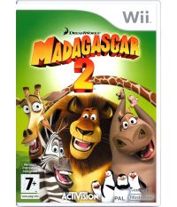 Madagascar Escape 2 Africa (Wii)