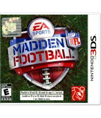 Madden NFL Football (3DS)