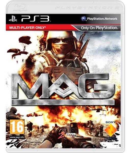MAG (Special Edition) (PS3)