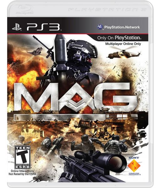 MAG (Massive Action Game) (PS3)