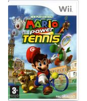 Mario Power Tennis (Wii)