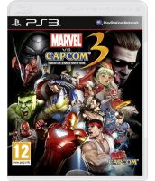 Marvel vs Capcom 3: Fate of Two Worlds (PS3)
